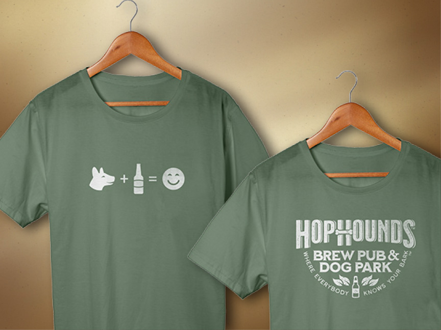 HopHounds shirt